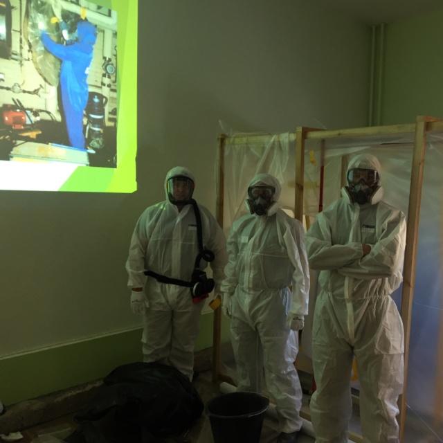 Asbesti lammutustöö koolitus